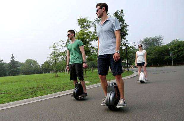 Unicycle Scooter AIR WHEEL