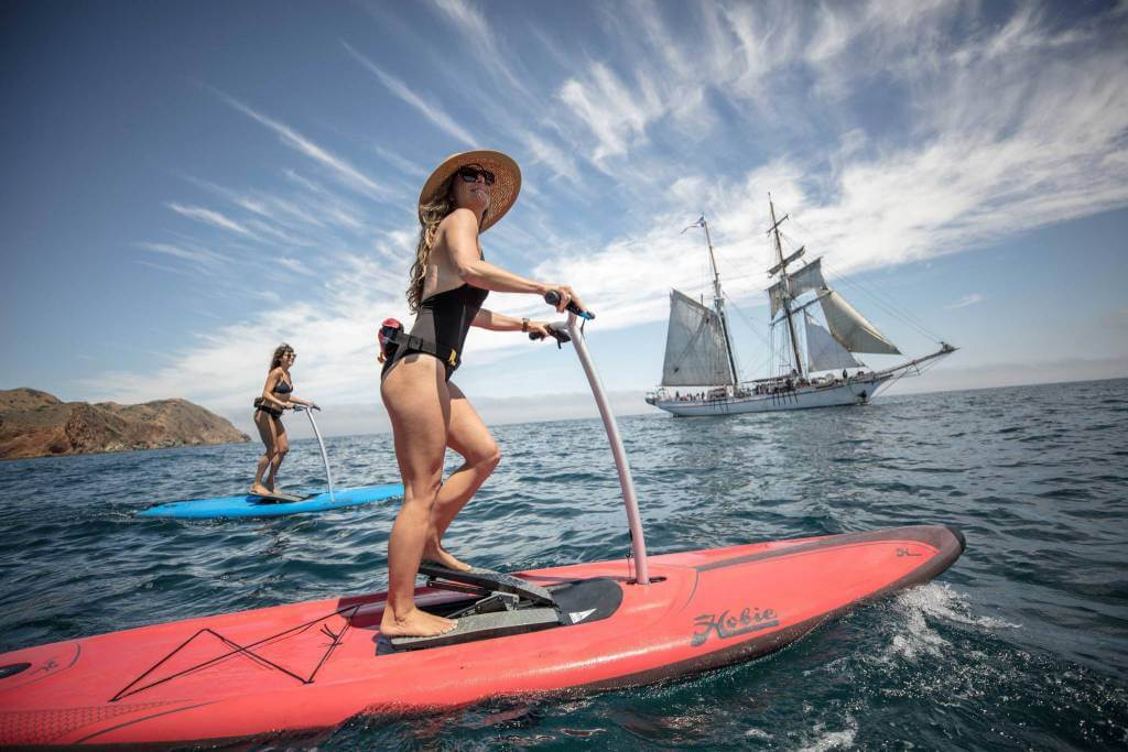 Surfing Paddleboard Mirage Eclipse
