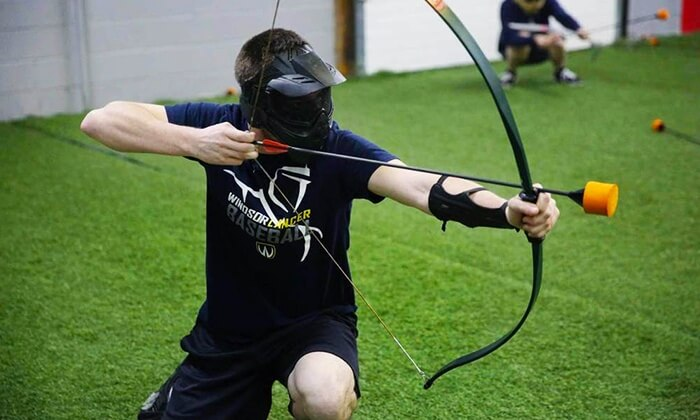 Archery Tag Bow Shooting Game